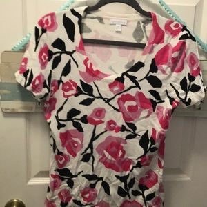 Patterned Tee-Shirt